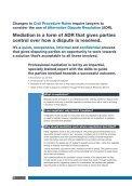 Mediation Brochure - RICS - Page 2