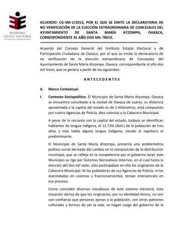+ver archivo - Instituto Estatal Electoral y de Participación ...