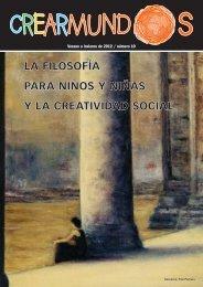 Revista Crearmundos 2012 - Editorial Octaedro