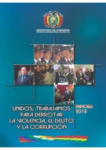 mw. 11 I - Ministerio de Gobierno