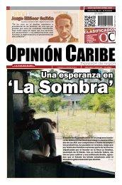 DESCARGA LA EDICIÓN No 0025 - 20 PAGINAS - Opinión Caribe