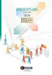 proiektu modulua lantzeko gida - instituto vasco de las cualificaciones
