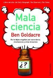 Goldacre Ben – Mala ciencia - Espacio de Arpon Files