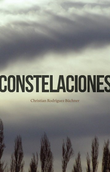 CONSTELACIONES DIAGRAMADO.indd - Escritores y Poetas en ...