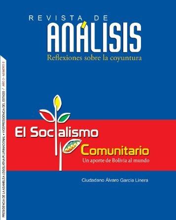 El Socialismo Comunitario