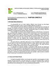 Laboratorio 2 Partida Direta e Reversora - Wiki do IF-SC