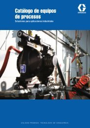 300435Sj , Catálogo de equipos de procesos - GRACO Sanitary