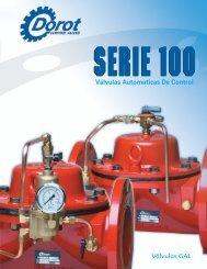 DE Serie 100 - Dorot Control Valves