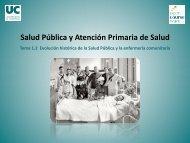 Tema 1.2. Evolución histórica de la Salud Pública y la enfermería ...
