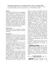 INDUSTRIA CLORO SOSA - RUA - Universidad de Alicante