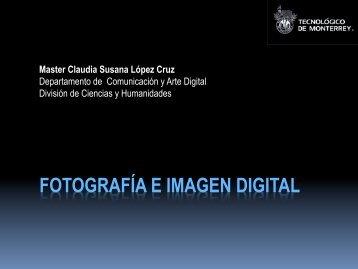 FOTOGRAFÍA E IMAGEN DIGITAL