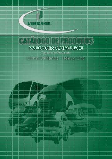 CATÁLOGO DE PRODUTOS - vibrasil