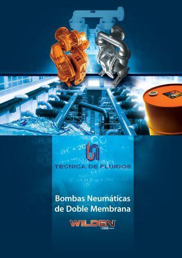 Bombas Neumáticas de Doble Membrana - Wilden
