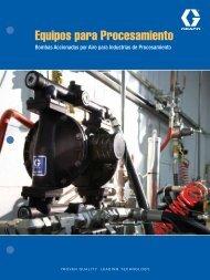 Equipos para Procesamiento - Graco Inc.
