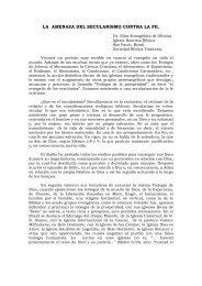 La amenaza del secularismo contra la fe.pdf - Iglesia Presbiteriana ...