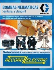 BOMBAS NEUMATICAS - Record Electric