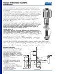 equipo industrial de bombeo equipo industrial de ... - Lincoln Industrial - Page 4