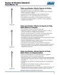 equipo industrial de bombeo equipo industrial de ... - Lincoln Industrial - Page 7