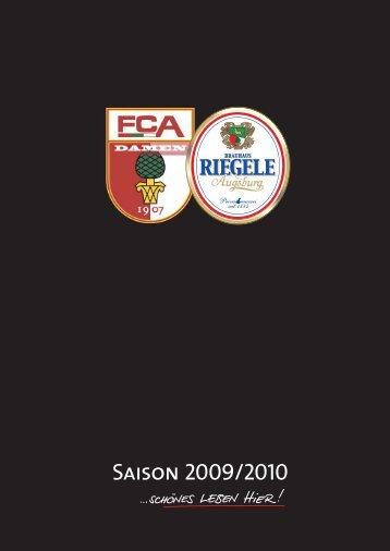 FCA Damen in der Riegele Biermanufaktur