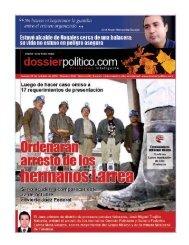 Hermosillo, Son. - Dossier