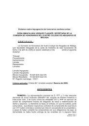 145/11 Criterio 80.1 (medida cautelar). - Colegio de Abogados de ...