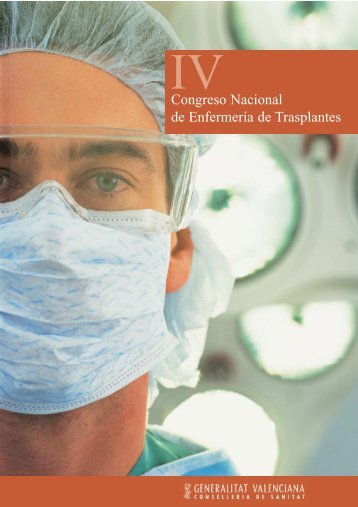 IV Congreso Nacional de Enfermería de Trasplantes - Union-Web