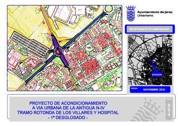 DEL DOCUMENTO - Ayuntamiento de Jerez