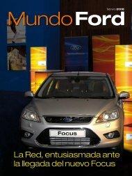 La Red, entusiasmada ante la llegada del nuevo Focus - Ford
