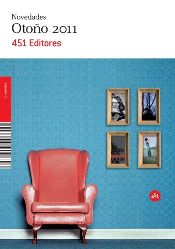 Otoño 2011 - 451 Editores