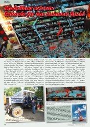 Modellbau extrem: Rekorde für das Guinness Buch!