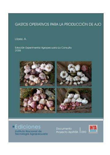 Gastos operativos.pdf - INTA