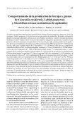 Comportamiento de la producción de forrajes y granos de ... - Page 2