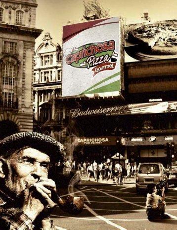 descargar menu - Caprichosa Pizza Gourmet