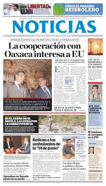 ta con un por - Noticias Voz e Imagen de Oaxaca