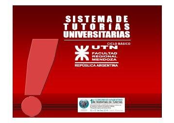 CICLO BÁSICO - Universidad Tecnológica Nacional