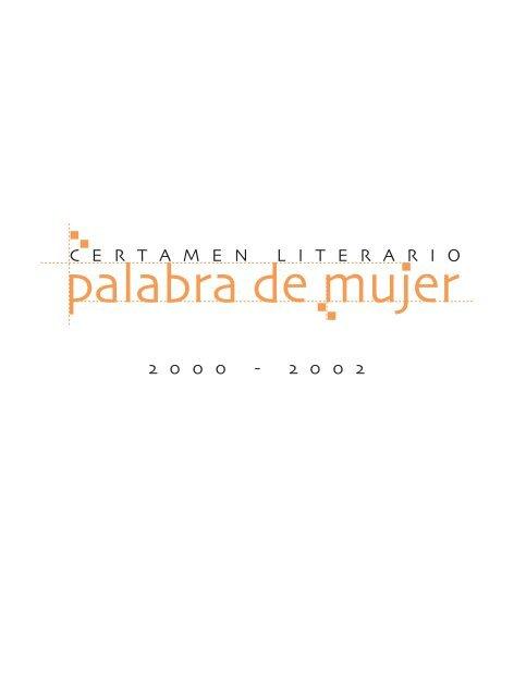 palabra de mujer - Ayuntamiento de Logroño