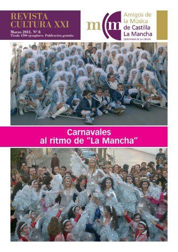 Revista Informativa nº 8 - Marzo 2011 - Festival Internacional de ...