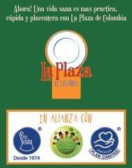 Catalogo online - La Plaza de colombia