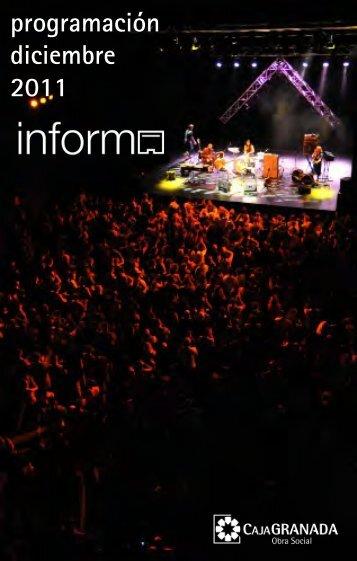 Programación para el mes - Centro Cultural CajaGRANADA ...