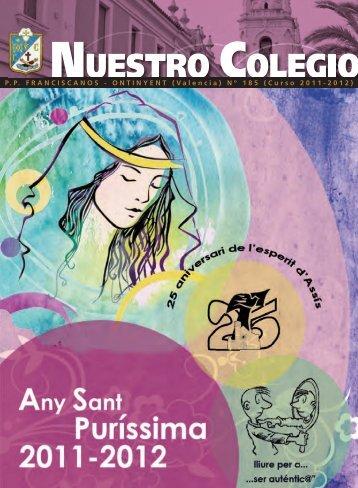 Curso 2011-2012 - Colegio La Concepción