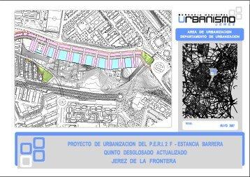 indice del documento - Ayuntamiento de Jerez