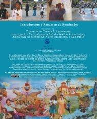 Introducción y Resumen de Resultados - Pacific Institute