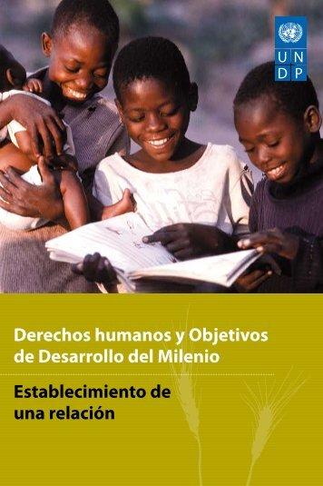 Derechos humanos y Objetivos de Desarrollo del Milenio ...