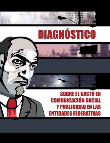 Diagnóstico sobre el gasto en comunicación social y - Fundar