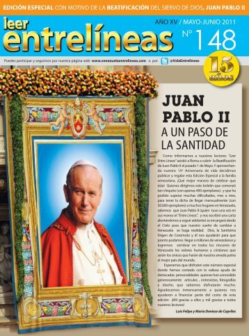 JUAN PABLO II - Venezuela Entrelineas