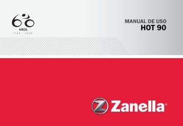 HOT 90 - Zanella