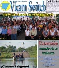 no 41, octubre de 2010 - Vicam Switch