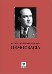 DEMOCRACIA - Fundación Rafael Preciado
