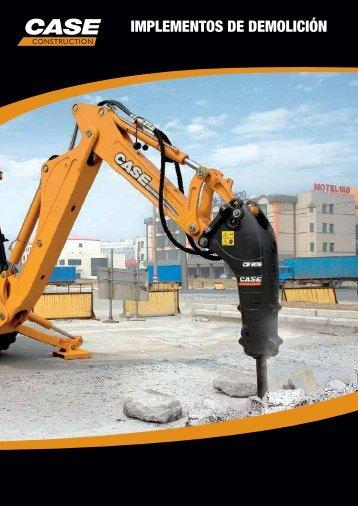 Case Demolición Implementos - Interempresas