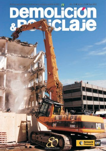 Demolición & Reciclaje 50 - Fueyo editores